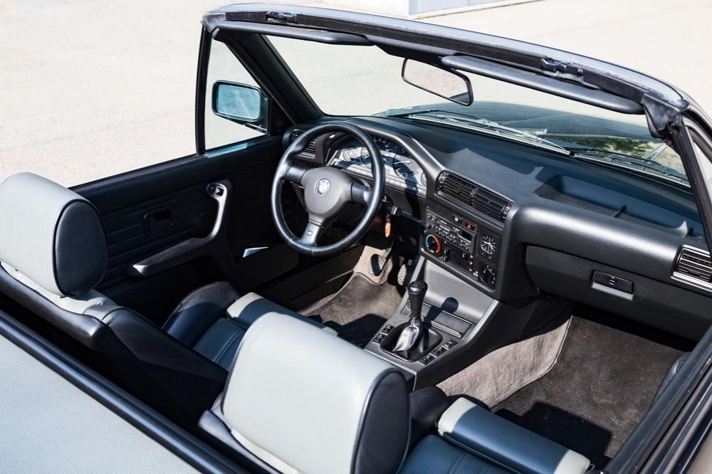 BMW 318i E30, Cabrio Emotions